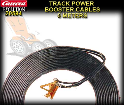 CARRERA TRACK 20584 - 5m booster cables