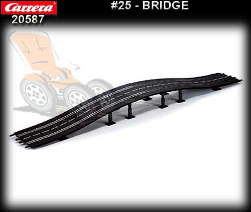 CARRERA TRACK 20587 - Bridge Overpass