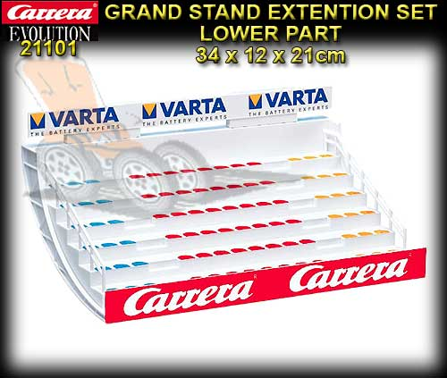 CARRERA GRANDSTAND EXT. 21101 - Grandstand Extension set
