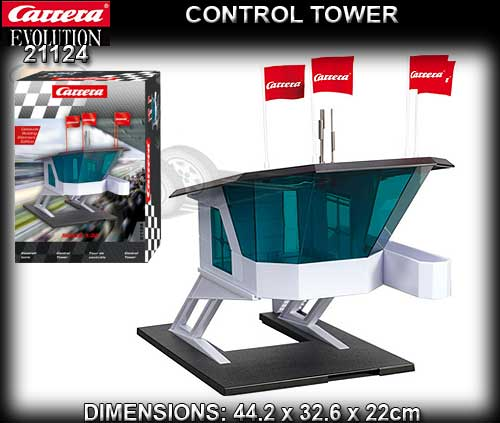 CARRERA 21124 - Control Tower