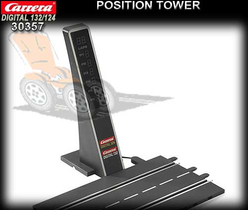 CARRERA D132/124 30357 - Position Tower