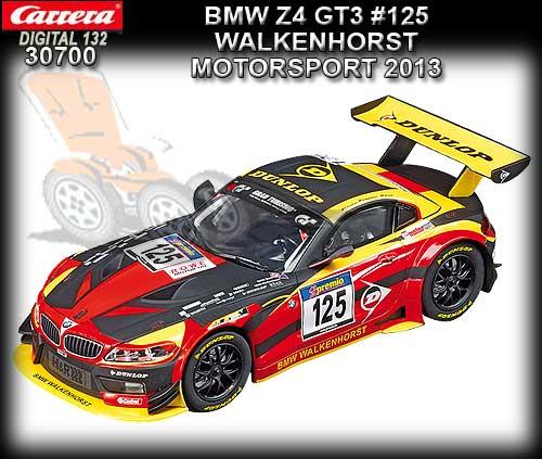 Bmw Z4 Gt3: CARRERA 1:32 : Armchair Racer, Slot Cars, Scalextric