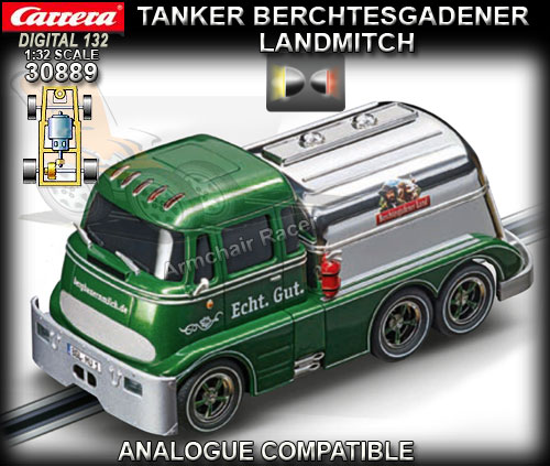 CARRERA DIGITAL 132 30889 - Carrera Tanker Berchtesgadener Land