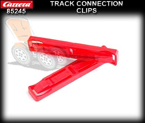 CARRERA TRACK 85245 - Connecting Clips