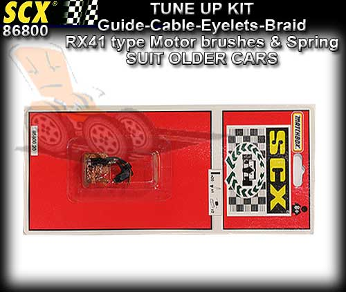 SCX GUIDE 86800 - Tune Up Kit