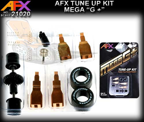 AFX 21020 - MEGA G+ Tune-up kit