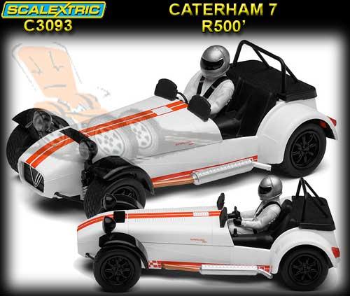 Caterham R500: Caterham R500 White [C3093]