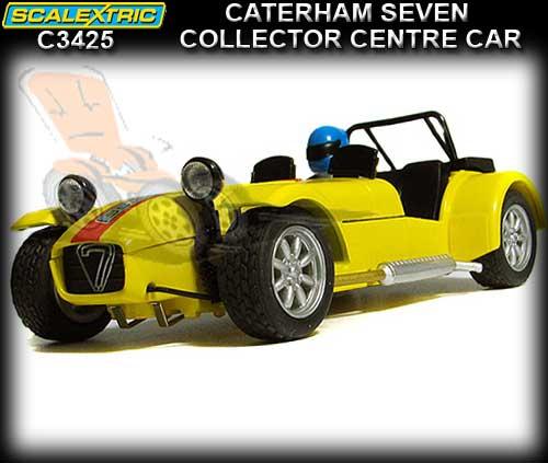 Caterham R500 Yellow