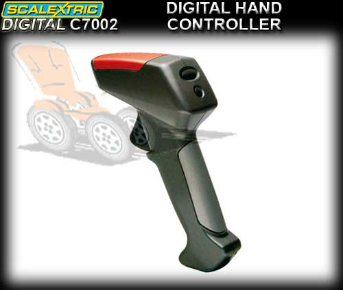 SCALEXTRIC SSD HAND CONTROLLER C7002 - Digital Hand Controller