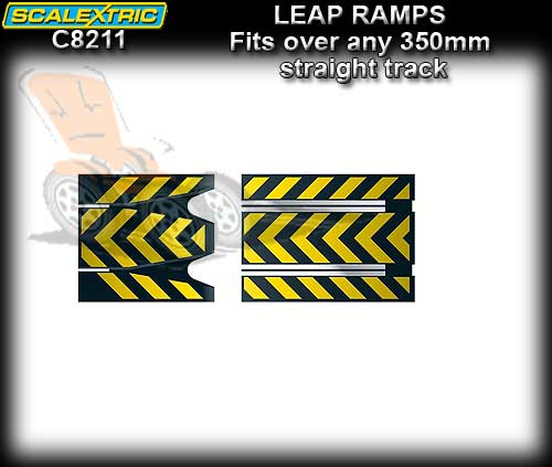 SCALEXTRIC TRACK C8211 - Leap Ramp