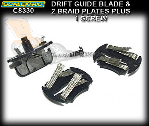SCALEXTRIC GUIDE C8330 - (DRIFT 360?) Assembley