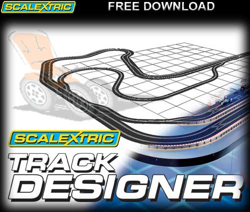 SCALEXTRIC TRACK SOFTWARE - FREE DOWN LOAD