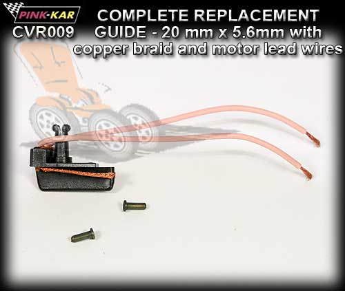PINK-KAR GUIDE CVR009 - Complete Replacement Guide
