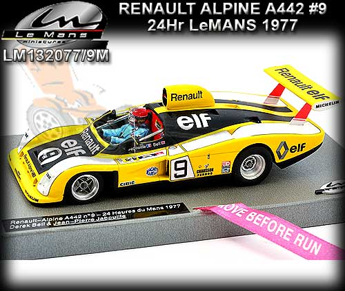 le mans mini armchair racer slot cars scalextric. Black Bedroom Furniture Sets. Home Design Ideas