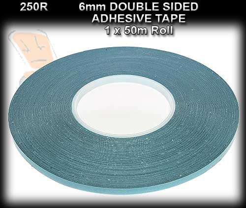 BRAID ADHESIVE TAPE 250R - ProLINK 250R double sides tape