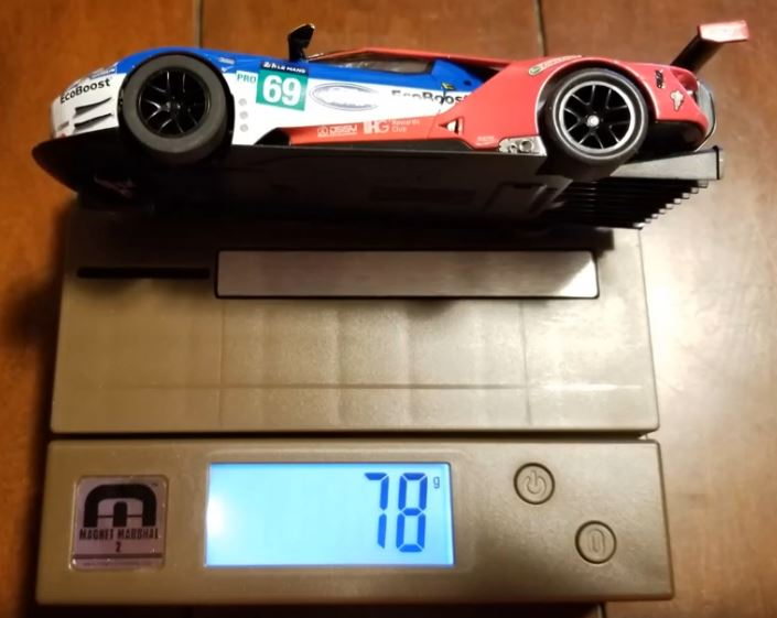 Magnet Marshal 2 - Electronic Scale and Downforce Measuring tool