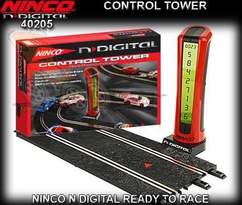 NINCO N-Digital 40205 - Race Position Control Tower on Straight