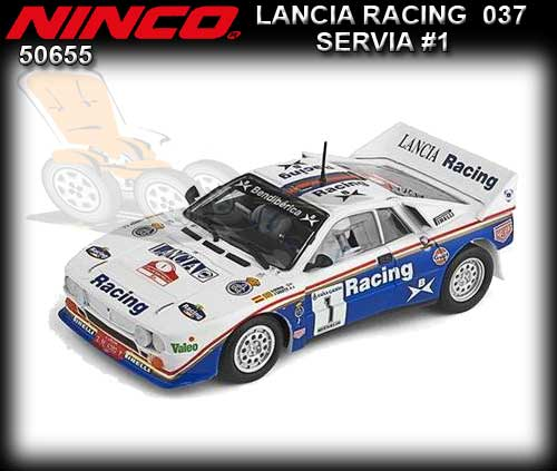"NINCO 50655 - Lancia 037 'Racing"" #1"