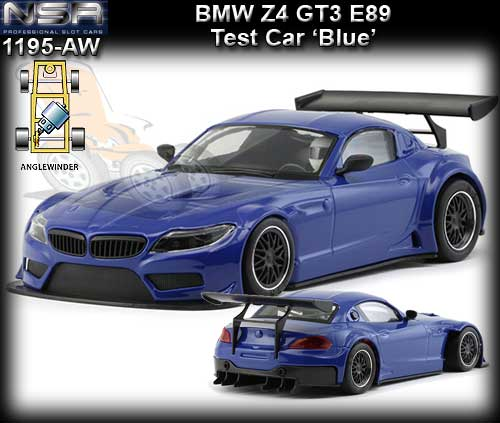 Bmw Z4 Red: NSR : Armchair Racer, Slot Cars, Scalextric, Ninco, Fly