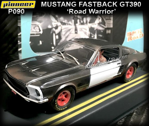 PIONEER P090 - Ford Mustang Fastback 390 GT Road Warrior