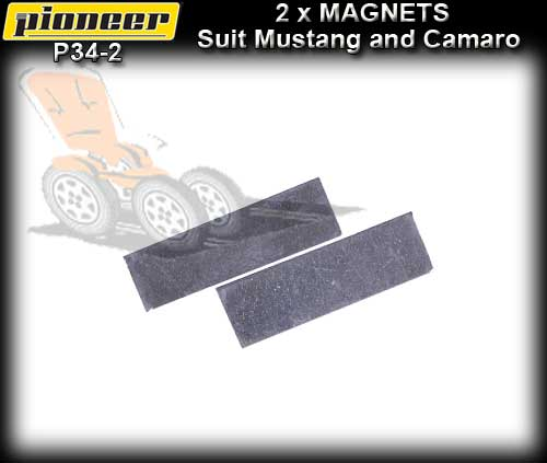 MAGNET P34-2 - Bar Magnet to suit Pioneer Cars
