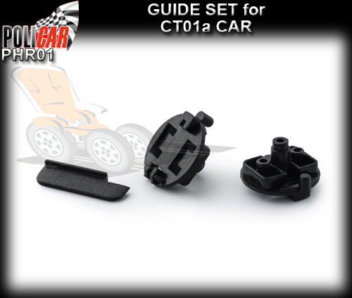 POLICAR GUIDE HR01 - Pickup guide set for CT01A car