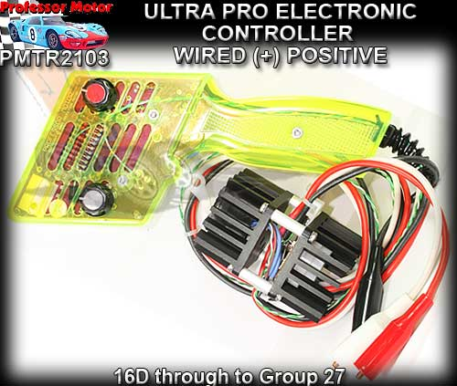 PROFESSOR MOTOR CONTROLLER 2103 - UltraPro Elect. Contoller (+)