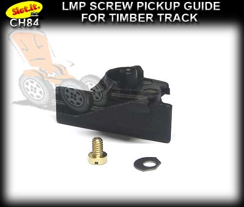 SLOT.IT GUIDE CH84 - LMP pick up guide for wooden track