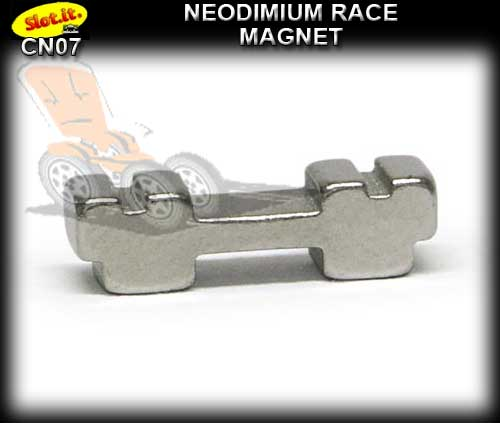 SLOT.IT MAGNET CN07 - Neodimium Race Magnet for HRS Chassis