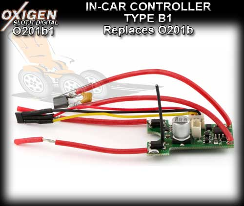 SLOT.IT OXIGEN DIGITAL O201B1 - In Car Controller (Type B1)