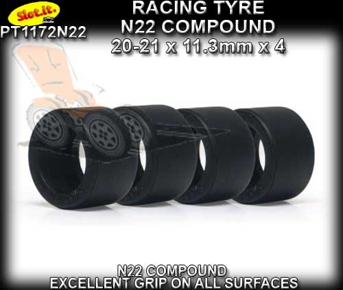 Slot it n22 tires