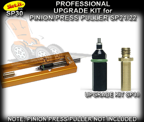 SLOT.IT GEAR PRESS/PULLER SP30 - Upgrade Kit for SP20/21