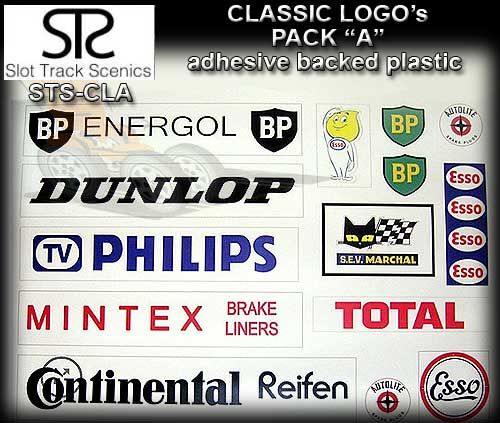 STS LOGOS CL-A - Classic Logos (Pack A)