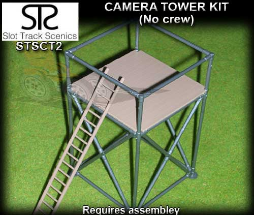 STS SCENERY CT2 - Camera Tower only