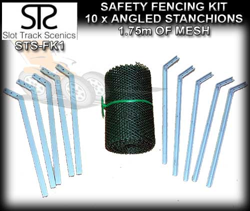 STS FENCE KIT FK1 - Fence Kit with angled stanchions
