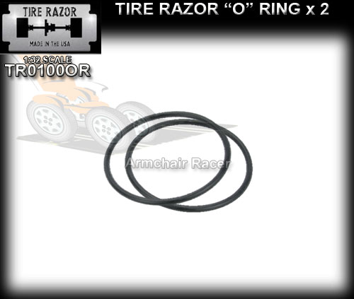 TIRE RAZOR TR0100-OR - O-Rings (drive belts)